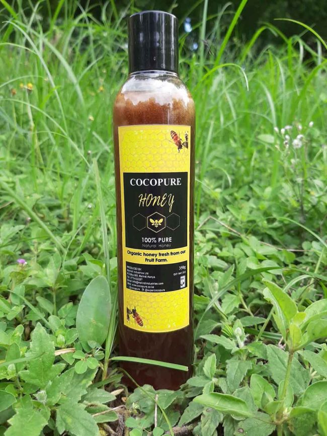 cocopure honey kenya