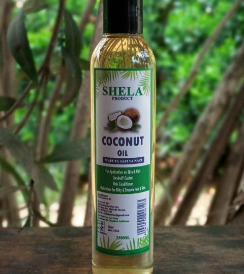 Shela Coconut Oil 250ml
