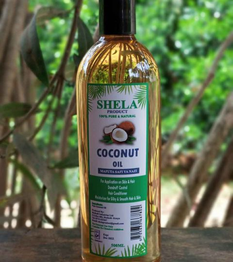 Shela Coconut Oil 500ml