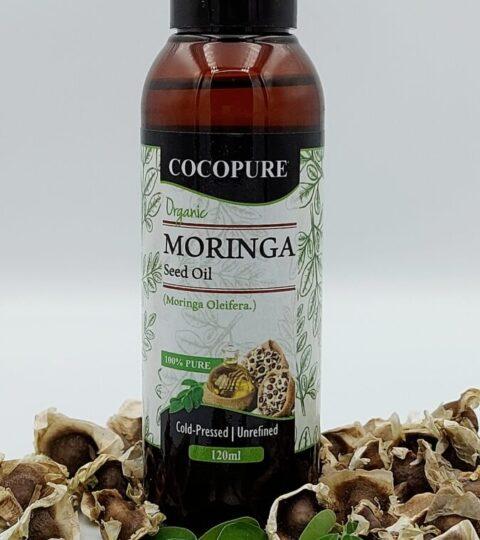 COCOPURE Moringa Oil 125ml